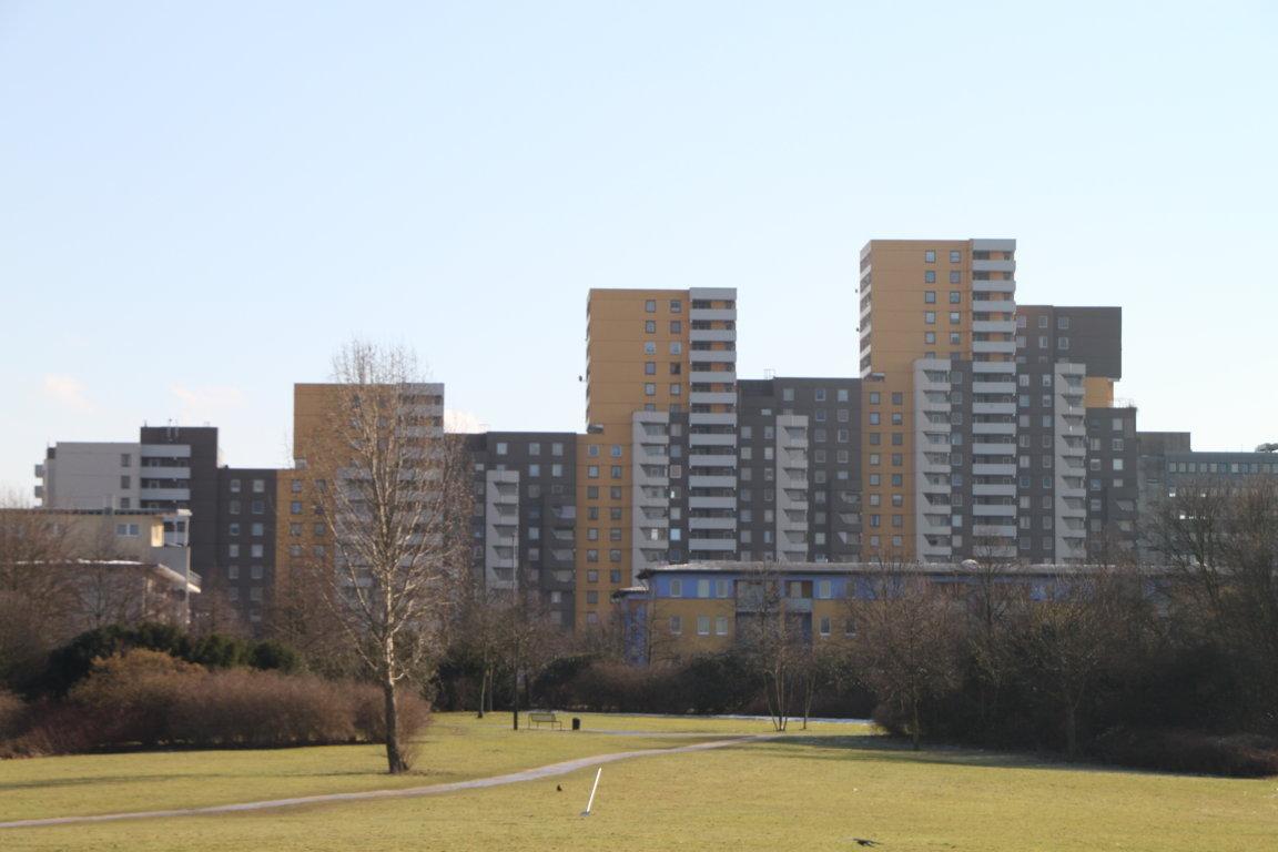 Stadtteil Chorweiler