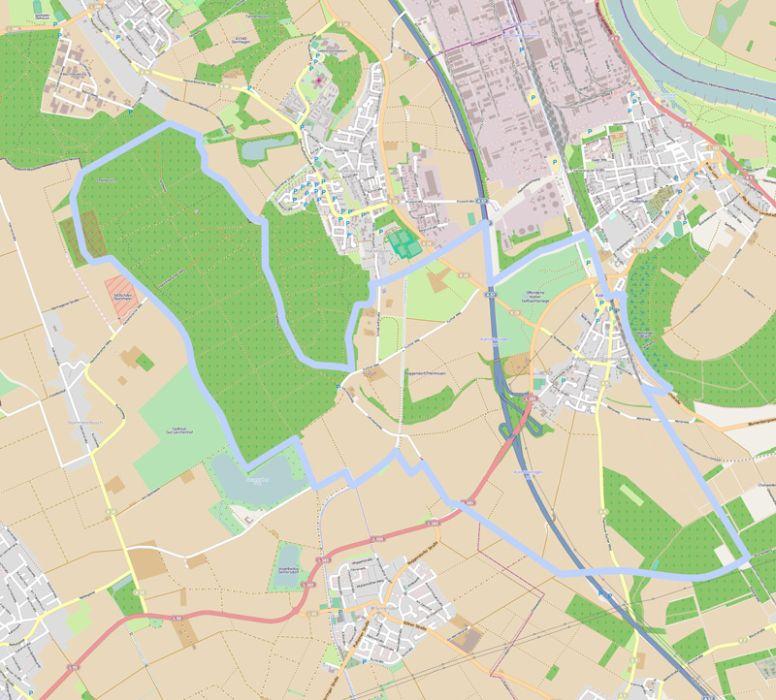 lage roggendorf-tenhoven