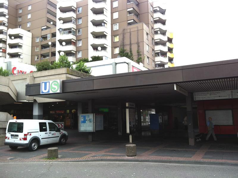 S-Bahn-Station Chorweiler