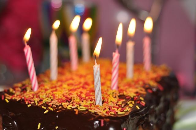 105-te Geburtstag
