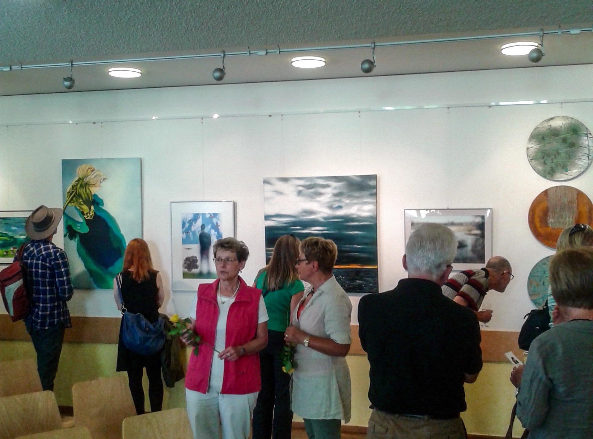"""Ausstellung """"Licht und Schatten"""""""