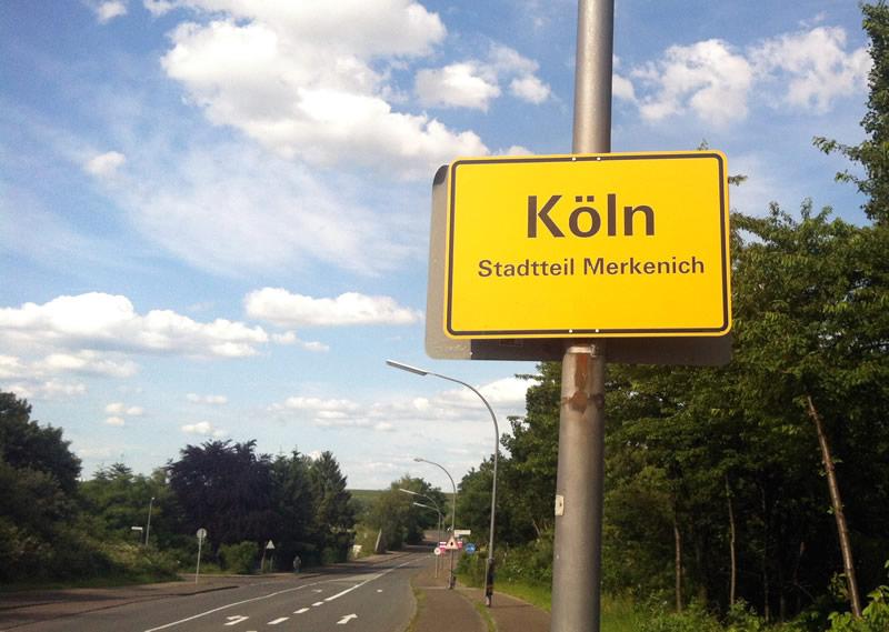 Stadtteil Köln-Merkenich
