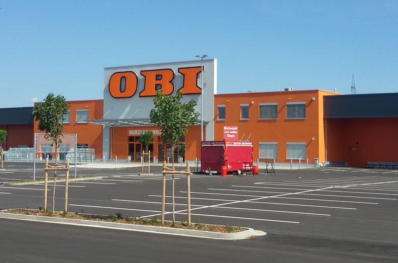Baumarkt OBI Köln-Pesch
