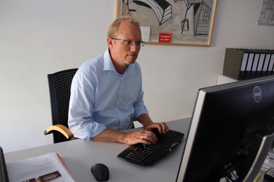 Joachen Ott (SPD) im Chorweiler-Chat