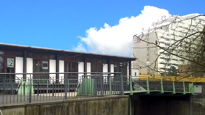 Kulturbrücke Chorweiler