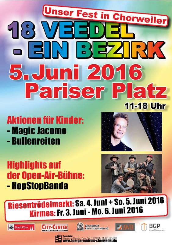 Fest in Chorweiler