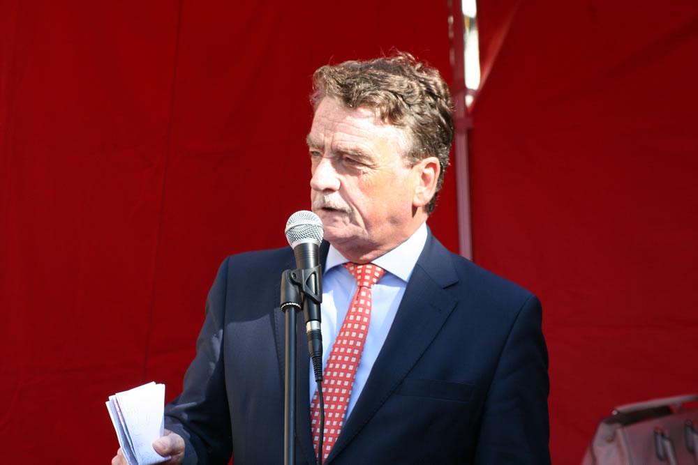 NRW-Minister Michael Groschek