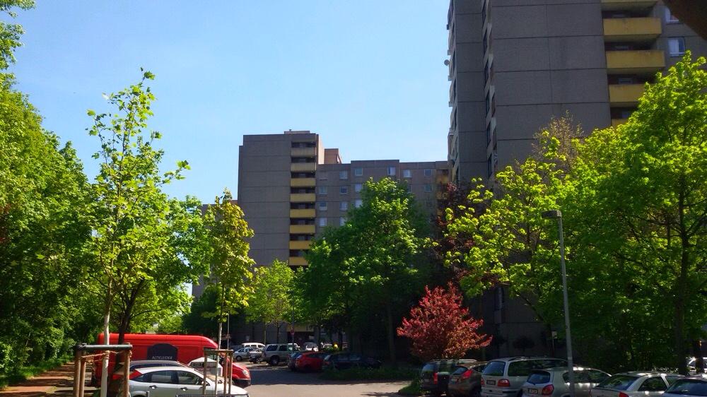 Die günstigsten Mietwohnungen Kölns befinden sich in Chorweiler