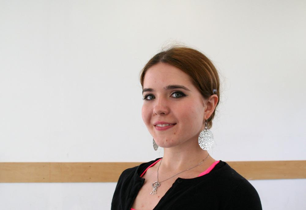 Anastasia Busygin, Tanzschule La Boom