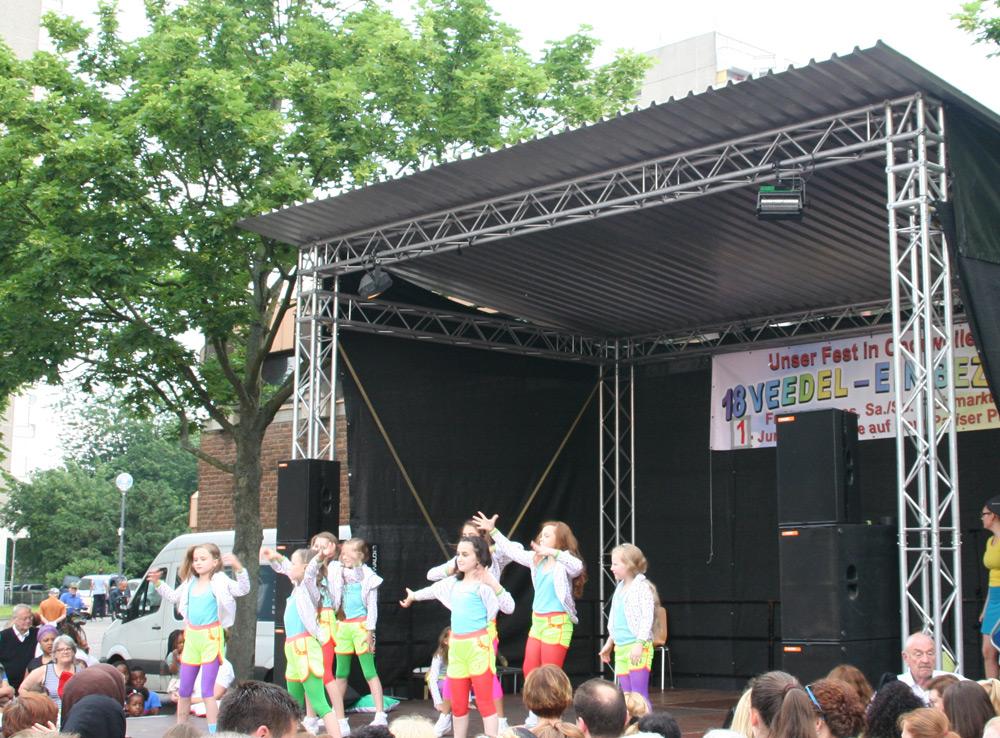 La Boom, Fest der Kulturen, Chorweiler 2016