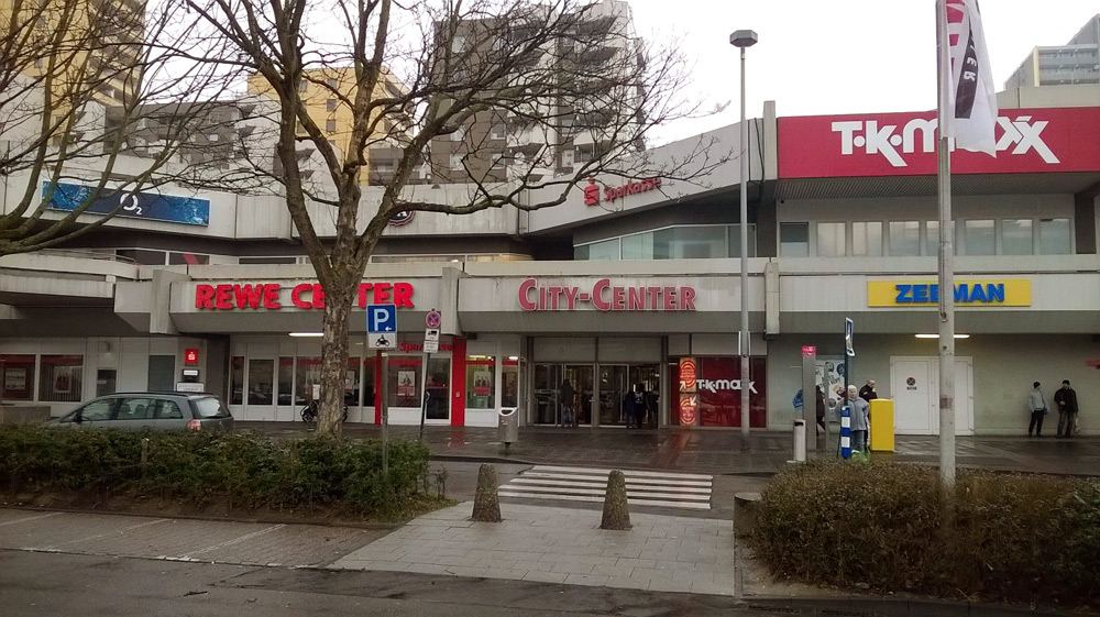City-Center Chorweiler feiert 40. Geburtstag