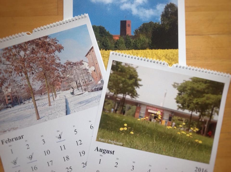 Blumenberg-Kalender 2016
