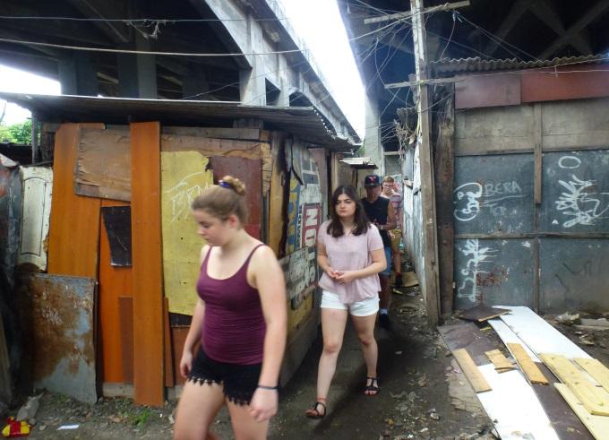 © Stadt Köln Hütte in Favela Triangolo