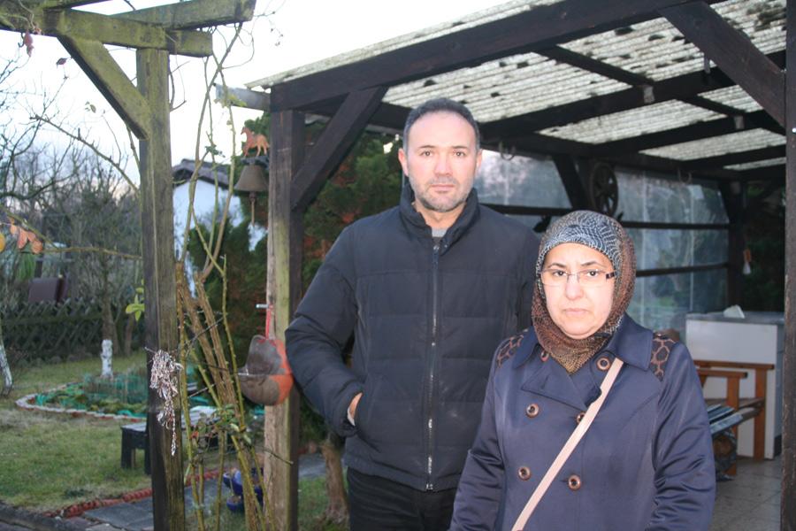 Für die Familie Baylan mit ihren drei Kindern ist seit vier Jahren ihr Garten ein vertrauter Rückzugsort. Nun fühlen sie sich auch den Einbrechern und Vandalen schutzlos ausgeliefert.