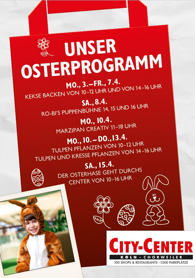 Das Osterprogramm