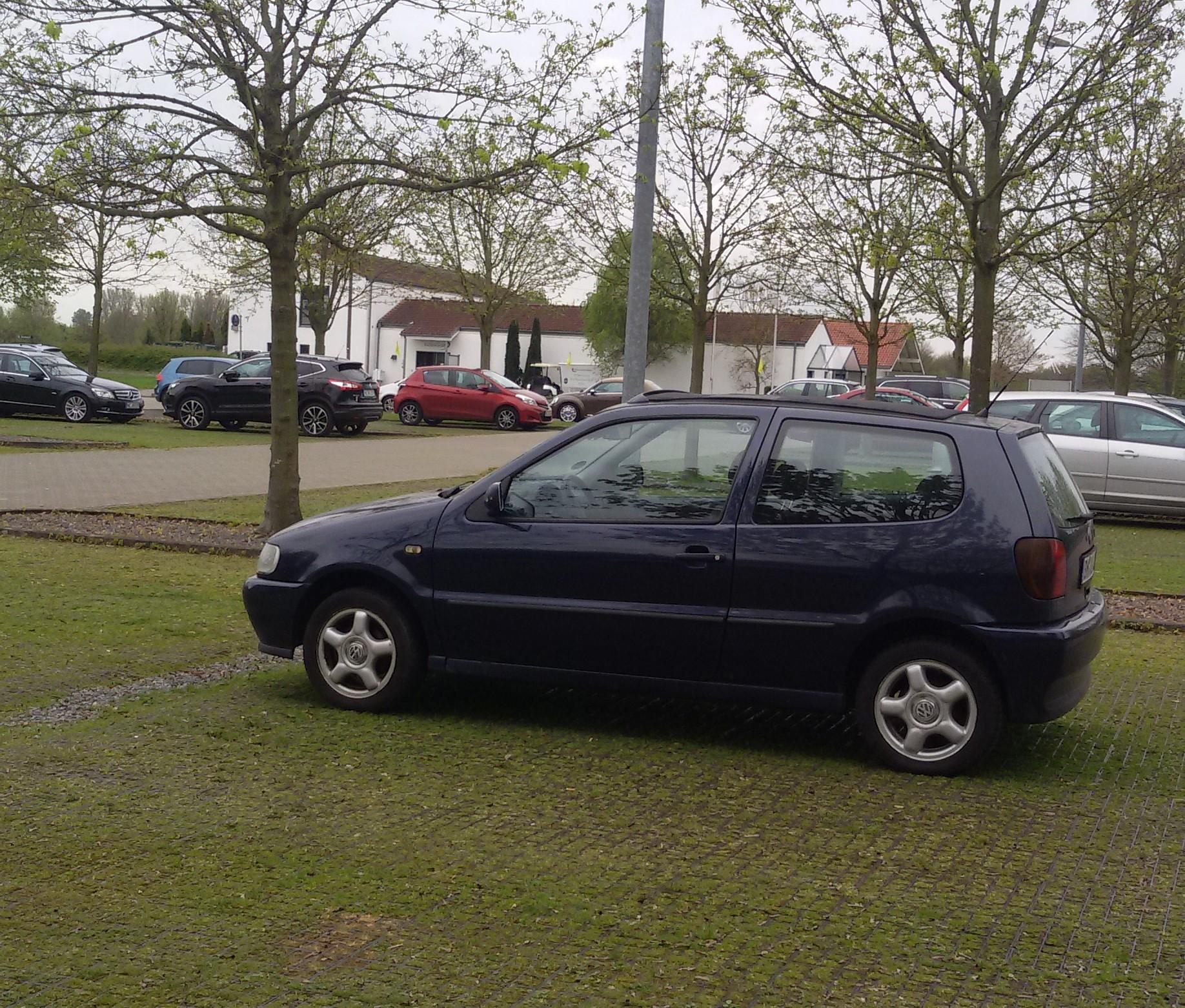 VW der Vermissten