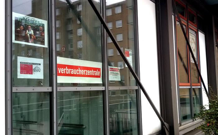 Büro der Verbraucherzentrale NRW in Chorweiler-Mitte