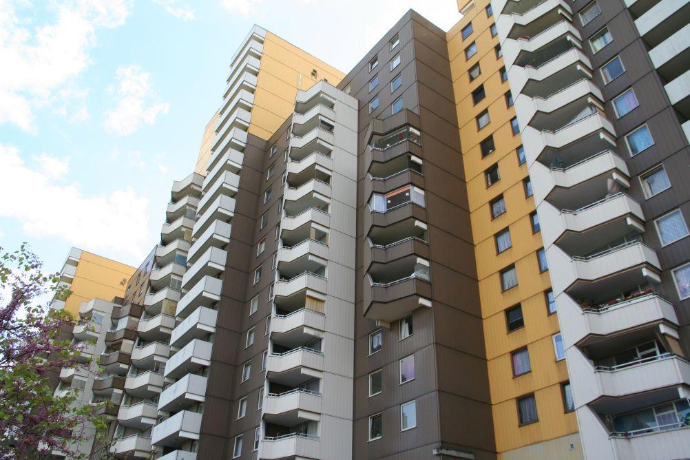 Noch wirken die meisten Balkone recht nüchtern. Das soll sich nun ändern.