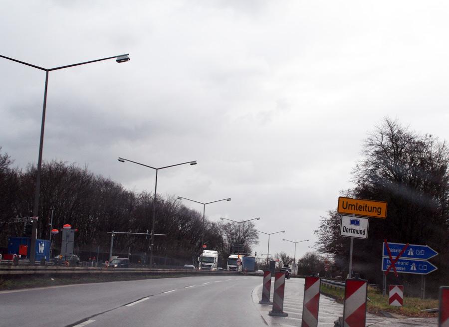 Anschlussstelle Köln-Niehl
