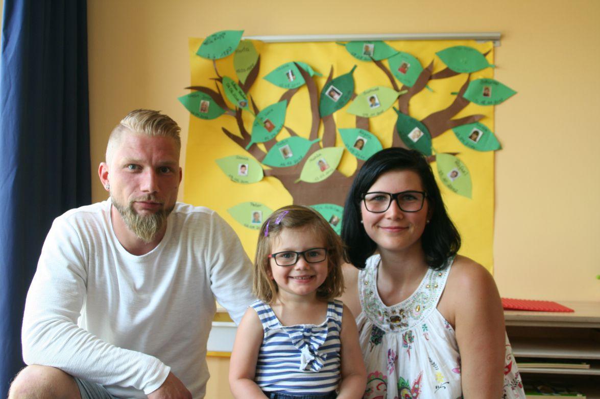 Familie Schmitz kommt aus Wuppertal