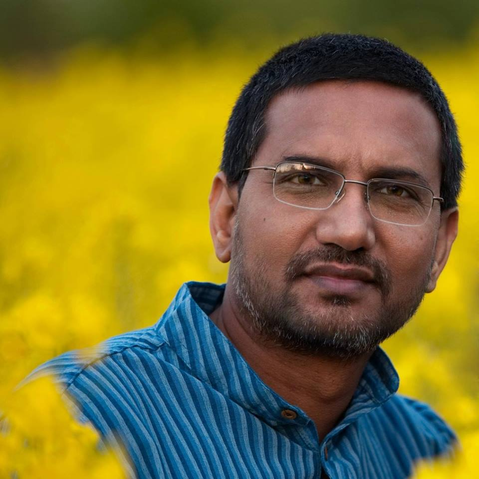 Sree Ram Gopal Reddy, Hobby-Fotograf (Blumenberg)