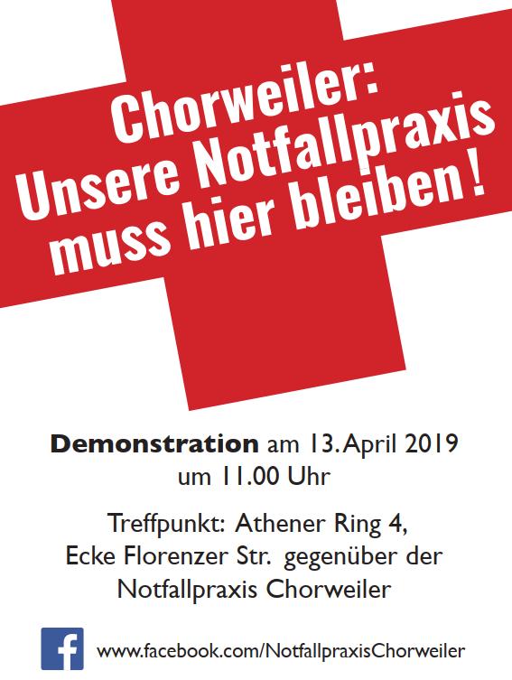 Notfallpraxis Chorweiler