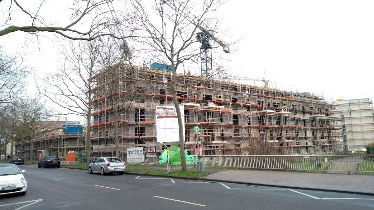 Köln Chorweiler Wohnungen