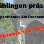 """Theaterstück """"Das Geheimnis von Geisterbach"""""""