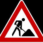 Abriss und Neubau der Fuß- und Radwegbrücke geplant