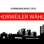 Kommunalwahl 2020. Chorweiler wählt!