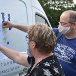 Der Skaterpark in Blumenberg wird um einen Bewegungsparcours erweitert