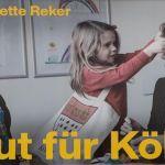 Reker stellte Wahlplakate im Bezirk Chorweiler vor