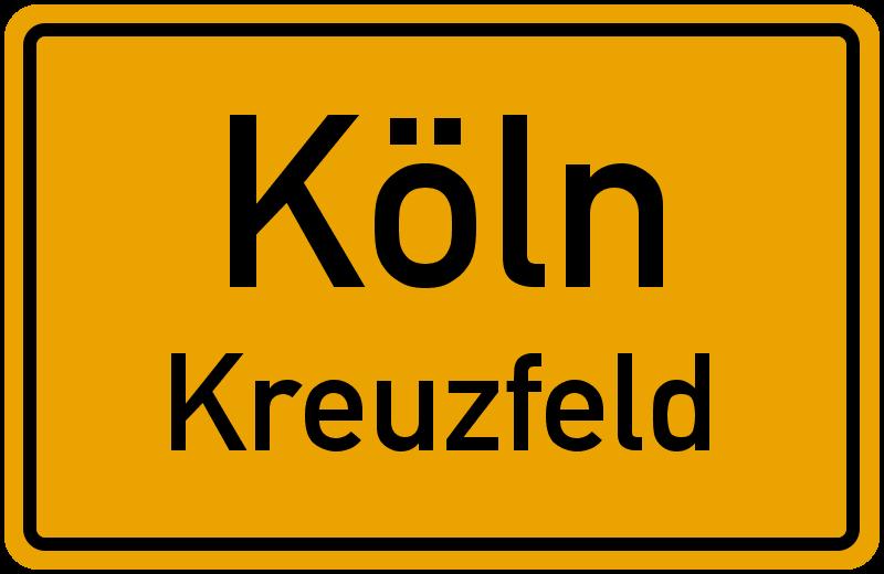 Koeln-Kreuzfeld