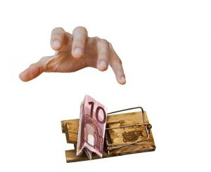 Vorsicht bei Gewinn-Versprechen